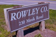 Rowley Company | History 1984 RH moved to Gastonia, NC and incoporated the Rowley Company