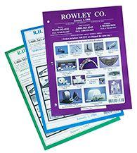 Rowley Company | History 1990's company product line expansion