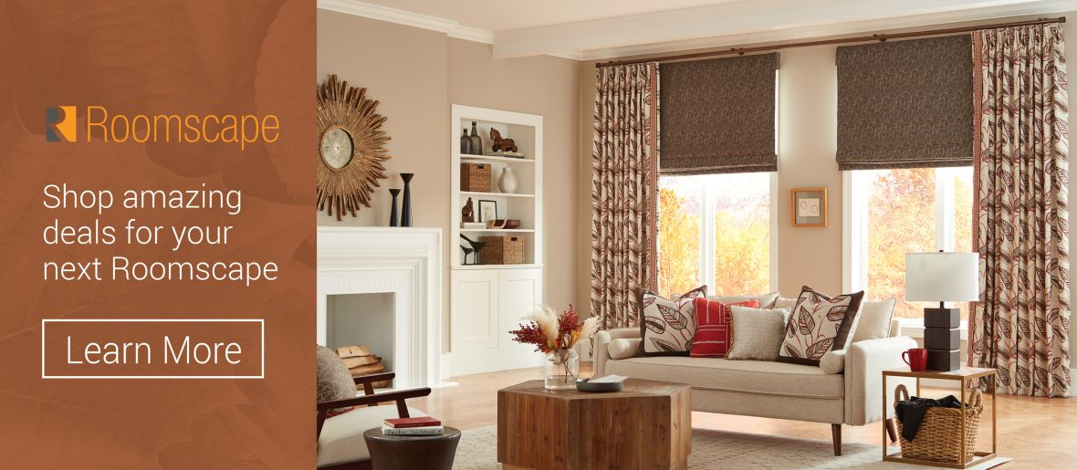 Shop amazing deals for your next Roomscape - Learn More