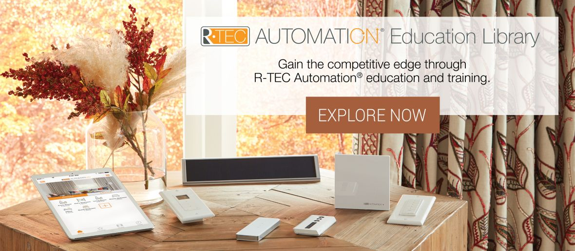 Gain the competitive edge through R-TEC Automation education and training. Explore Now