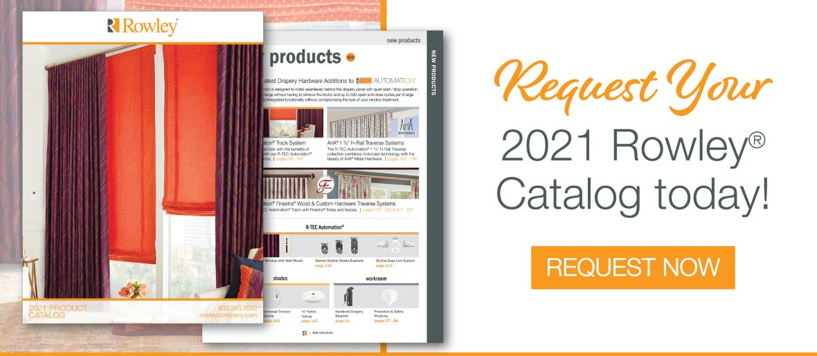 Request a 2021 Rowley Catalog Today!