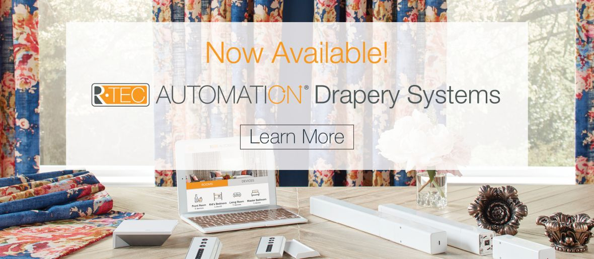R-TEC Automation Drapery Systems - Learn More