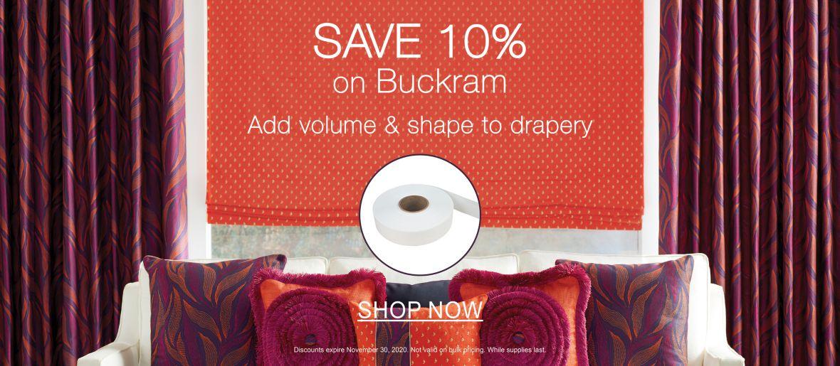 Buckram