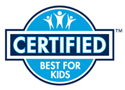 Best for Kid Certified