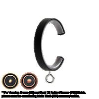 """1 3/8"""" C-Ring with Eyelet /MK"""