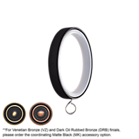 "1 3/8"" Ring with Eyelet /MK"