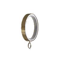 "1 1/8"" Ring with Eyelet /AB"