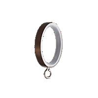 "1 1/8"" Ring with Eyelet /BZ"