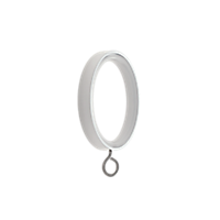 """1 1/8"""" Ring with Eyelet /CH"""