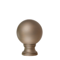 "1 3/8"" Ball Finial /AP"
