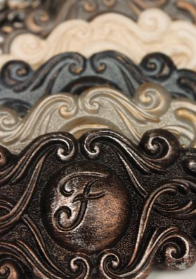 Custom Hand Painted Finishes