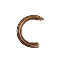 """2"""" """"C"""" Ring /AG"""