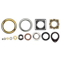 Brass Grommet Sample Pack