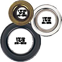 Brass Round Grommets #6 - #10
