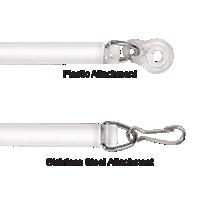 Clear Acrylic Baton