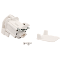 Clutch Unit with End Cap for EZ Rig Soft Shades