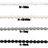 Continuous Plastic Bead Chain Loop