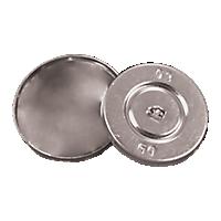 Crimp Button Forms #45, #60