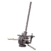 Dual Purpose Rod Cutter for 3/8'' Fiberglass & Steel Rod