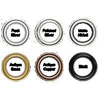EZ-Set #12 Round Grommets