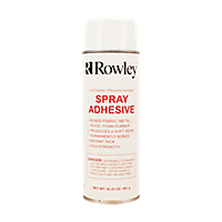 Foam Rubber & General Purpose Contact Spray Adhesive