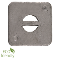 Lead-Free Weights, Square