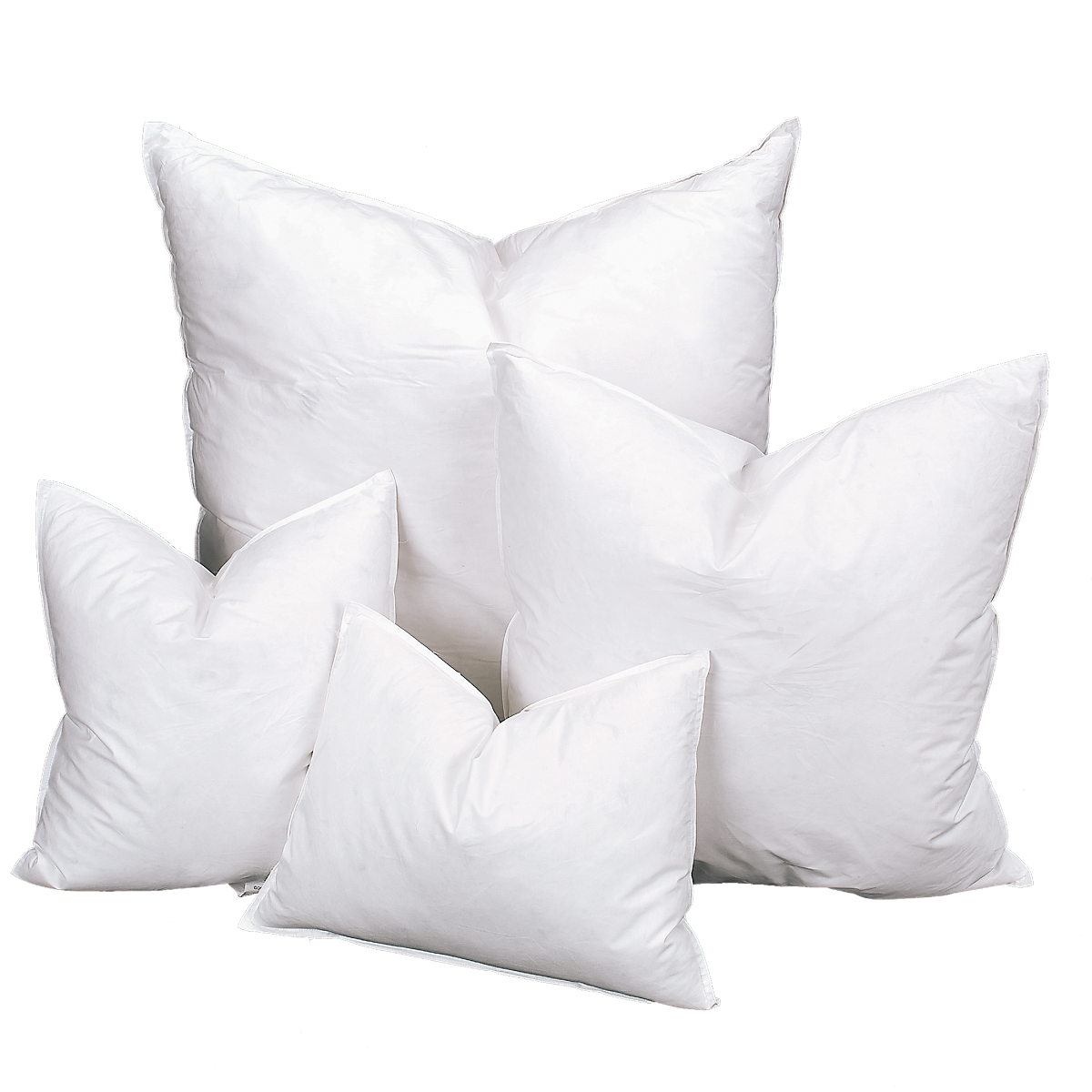 R Tex Down Feather Pillow Inserts 10 90 Rowley