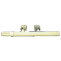 R-TRAC Sheer Curtain Rod Kits