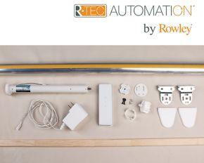 DC Tubular Motor Roller Shade Starter Kit