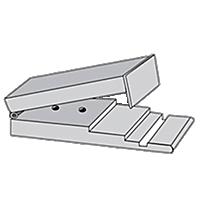 Vertical Fabric Vane Folder