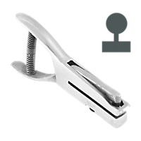 Vertical Key Hole Punch