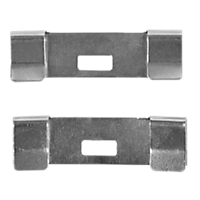 Vertical Vane Repair Clips