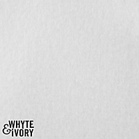 Whyte & Ivory, Hampton Cotton Wide Interlining, By the Yard