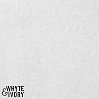 Whyte & Ivory, Kensington Heavy Flannel Interlining, Full Roll