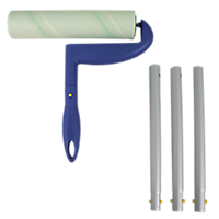 Wide Lint Roller with Extension