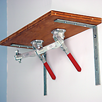 Workroom Dustboard Clamp